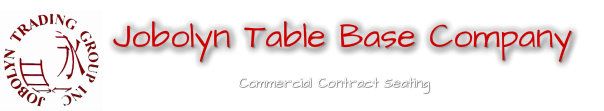 Jobolyn Table Base Company