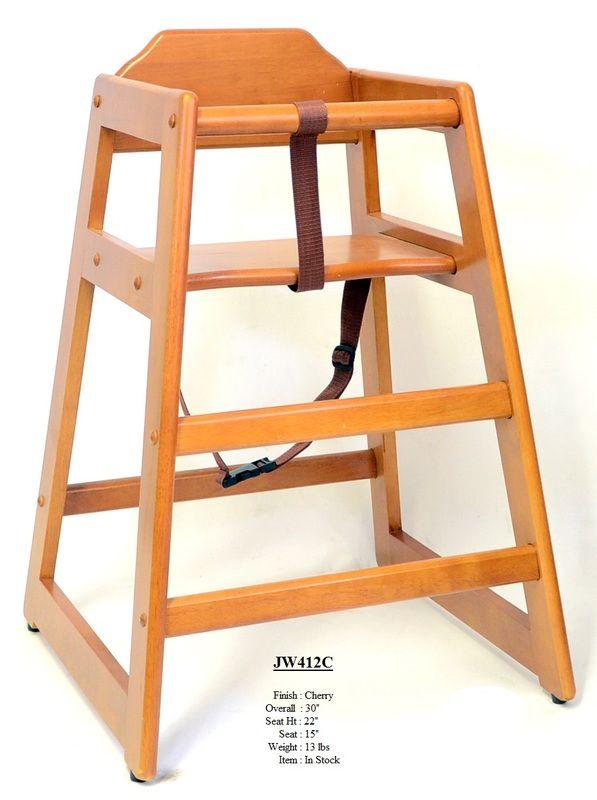 Baby High Chairs   Jobolyn Table Base Company